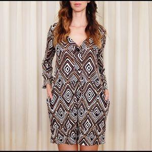 Vintage Diane Von Furstenberg dress size 6